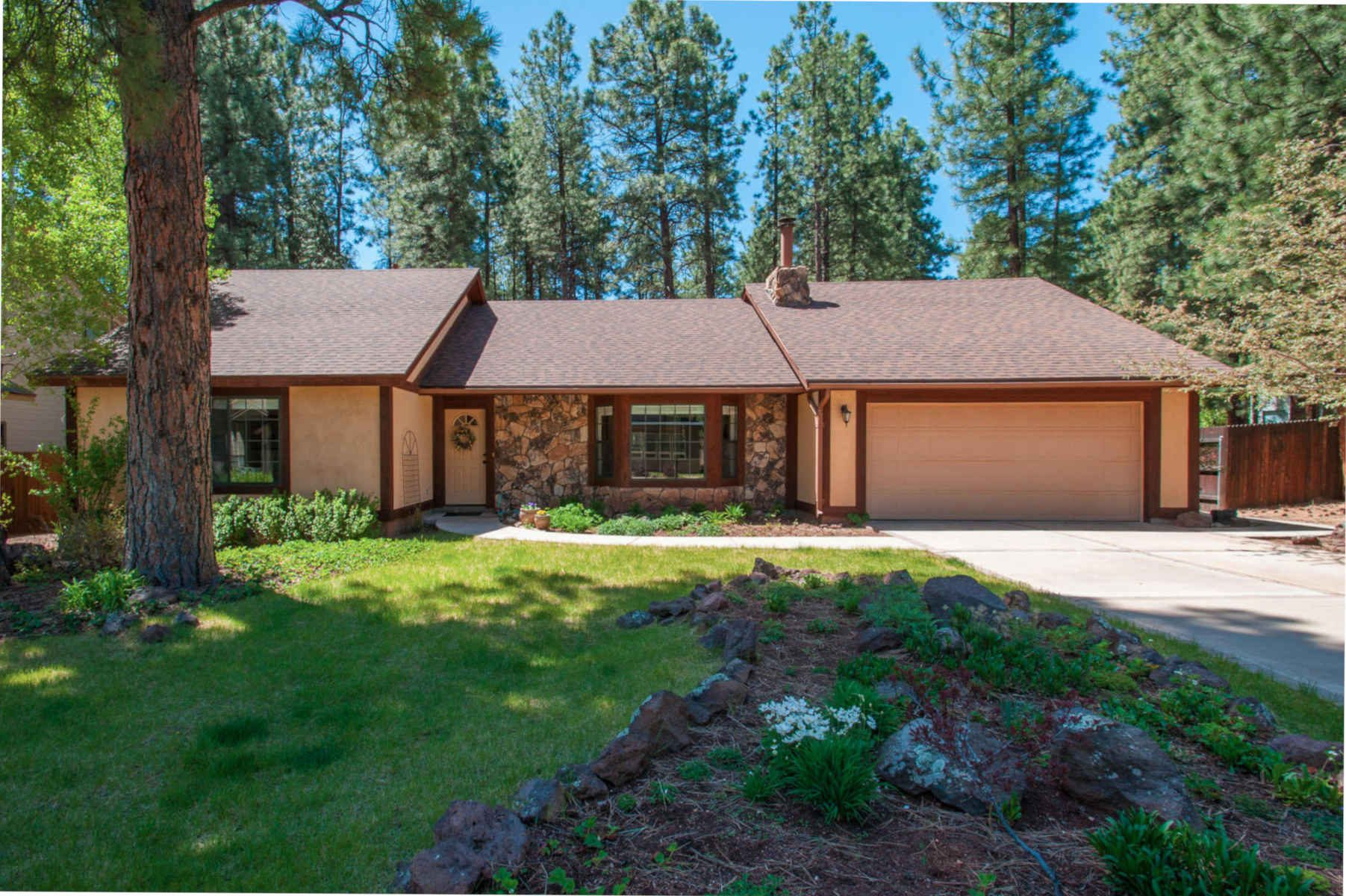 Single Family Home in University Highlands in Flagstaff Arizona